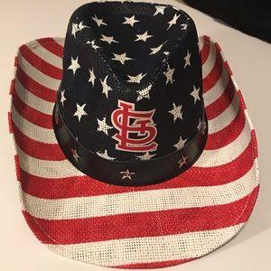 Other - St. Louis Cardinals MLB Baseball ⚾️Cowboy Hat 🇺🇸